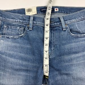 Levi's Jeans - Levi's Made & Crafted Cropped Selvedge Jeans Big E